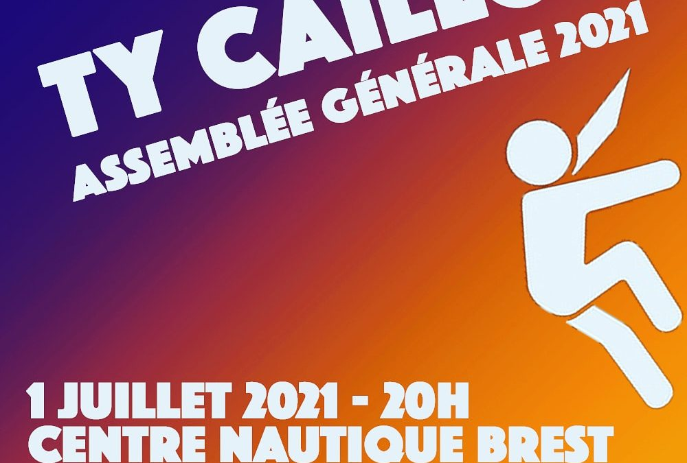 Assemblée Générale – 1 Juillet 2021